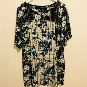 Style&Co Floral Dress